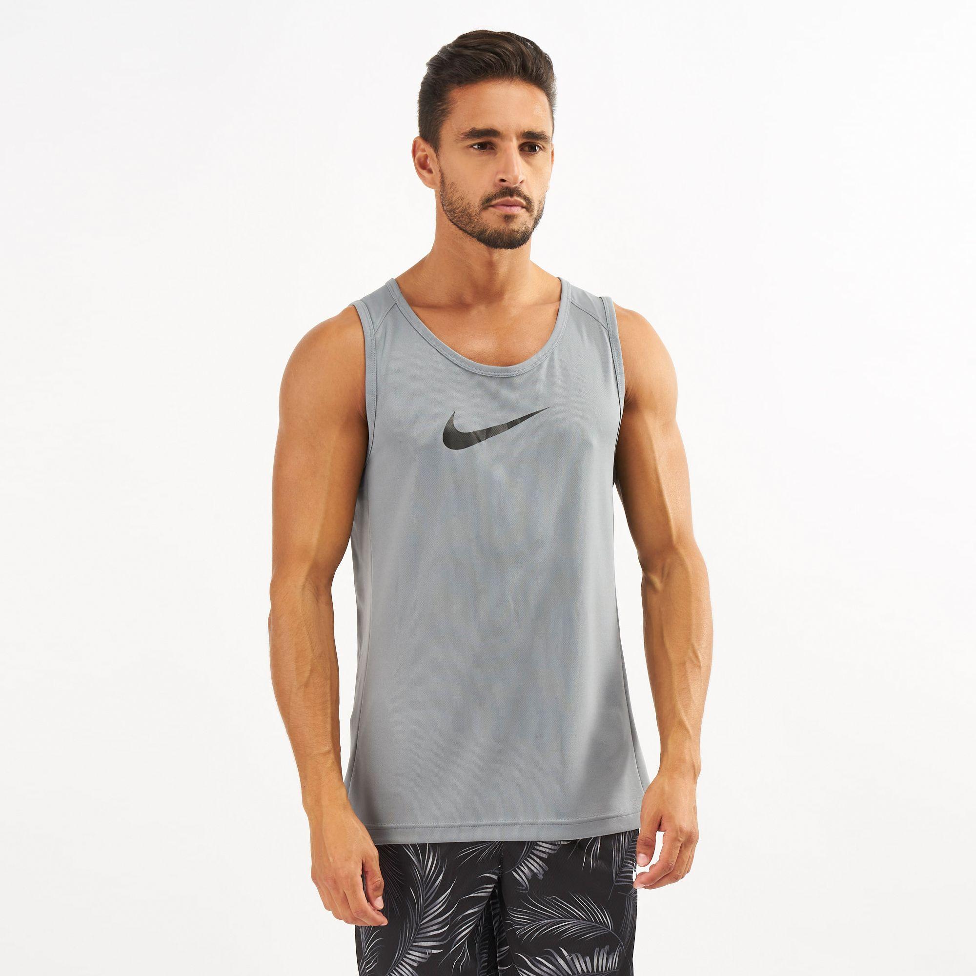 00706d8e01d84 Nike Dry Crossover Sleeveless Basketball Tank Top