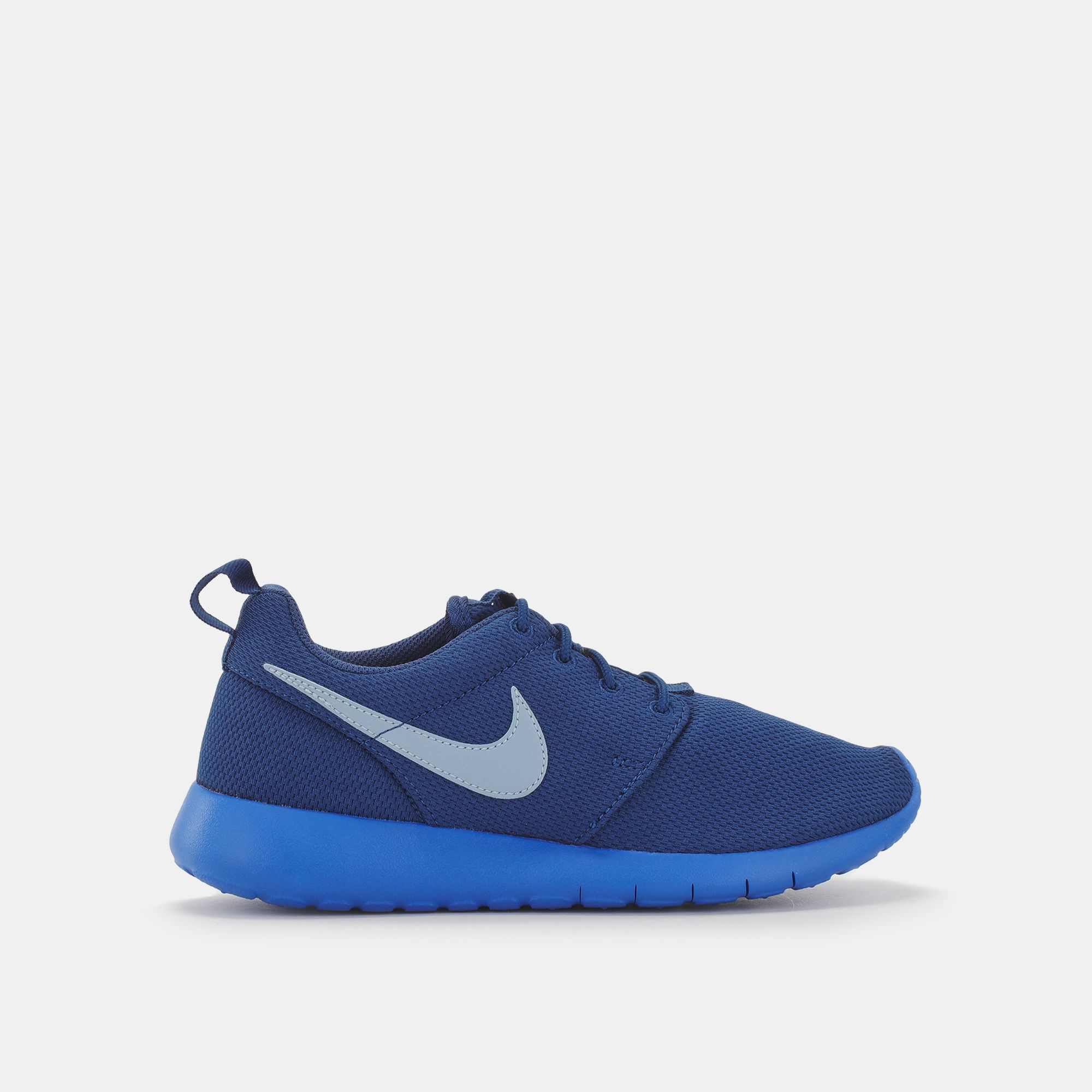 47868d6c46c5a Shop Blue NIke Kids  Roshe One Grade School Shoe for Kids by Nike