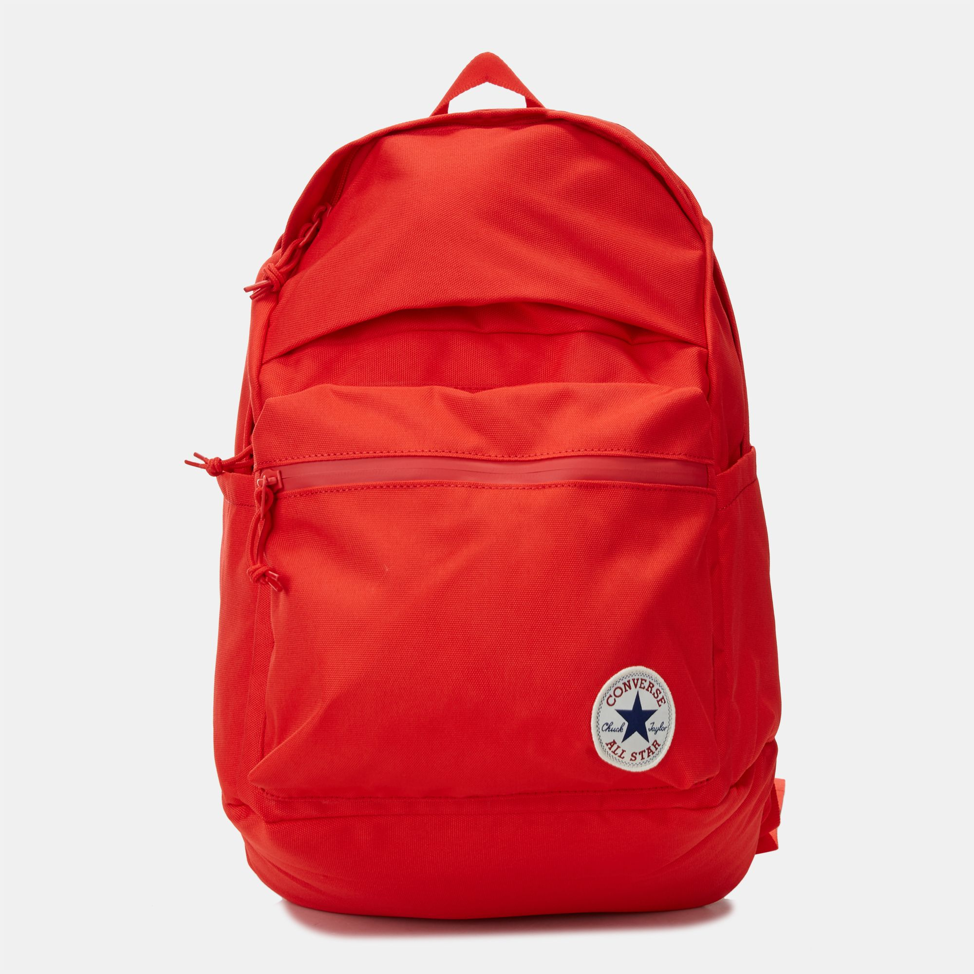 Converse Poly Chuck Plus 1.0 Backpack - Red f9edf3354de37