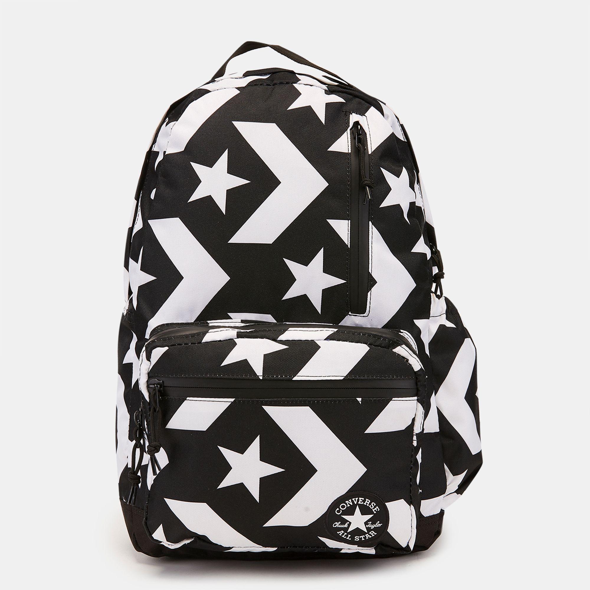 d4b265dedf3a Shop Black Converse Go Backpack