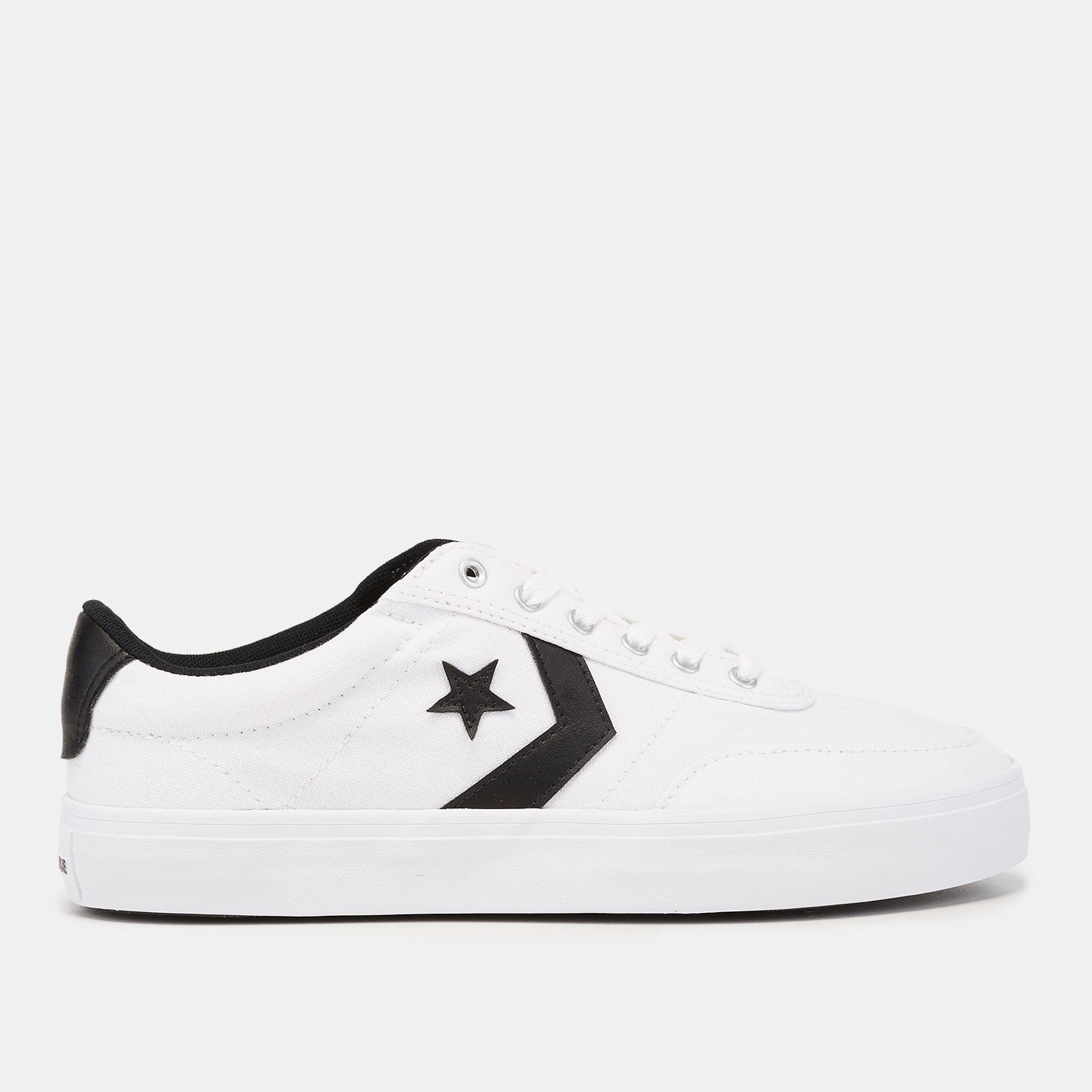 Shop White Converse Courtlandt Oxford Shoe  b9b2a74e1f