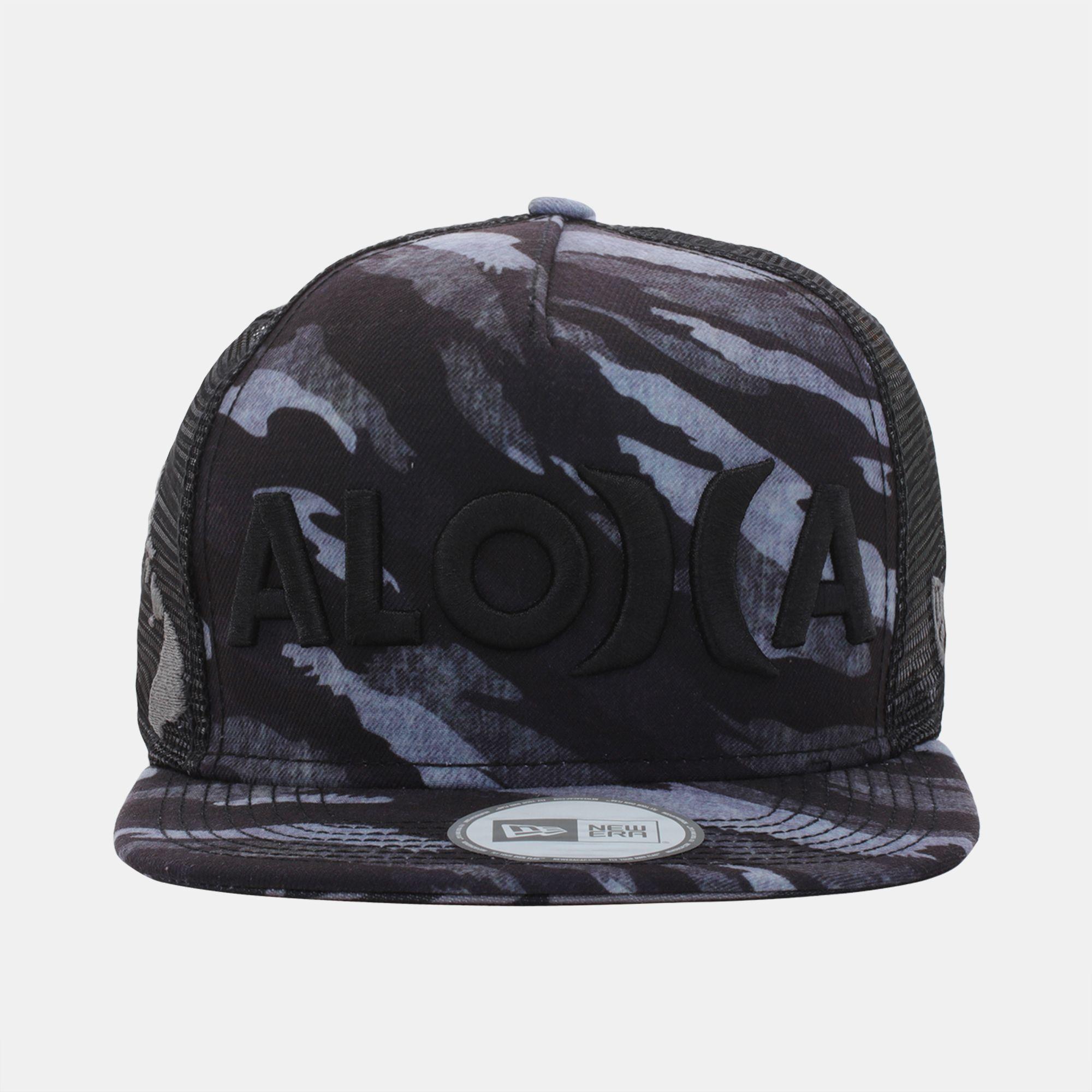 finest selection 03e33 ead99 ... sweden hurley elite flow aloha hat black 5156c 2db08