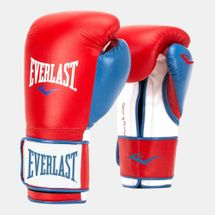 Everlast Powerlock Hook & Loop Training Gloves - 16 oz