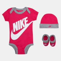 Nike Kids' Futura Logo Bodysuit (Baby and Toddler)