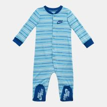 Nike Kids' JDI Script Footed Coverall (Baby and Toddler), 1486185