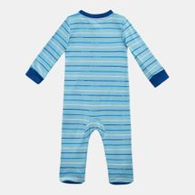 Nike Kids' JDI Script Footed Coverall (Baby and Toddler), 1486186