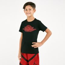 Jordan Kids' Air Fly Wings T-shirt (Younger kids)
