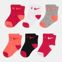 Nike Kids' NHN Logo Socks (6 Pack)
