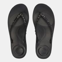 FitFlop iQushion™ Ergonomic Crystal Flip Flops, 1184466