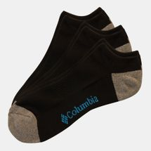 Columbia Men's No-Show Socks - Black, 1646907