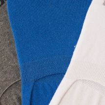Columbia Men's Basic Liner Socks - Blue, 1646914