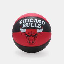 Spalding NBA Chicago Bulls Team Bull Basketball - Red, 260457