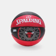 Spalding NBA Chicago Bulls Team Bull Basketball - Red, 260458
