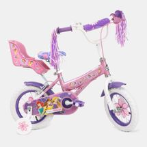 Spartan Kids' 12 Inch Disney Princess Premium Bicycle