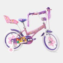 Spartan Kids' 16 Inch Disney Princess Premium Bicycle