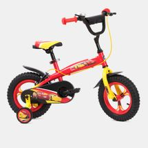 Spartan Kids' 12 Inch Disney Cars 3 Premium Bicycle