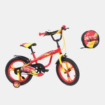 Spartan Kids' 16Inch Disney Cars 3 Premium Bicycle