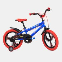 Spartan Kids' 16 Inch Marvel Spiderman Premium Bicycle