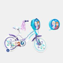 Spartan Kids' 16 Inch Disney Frozen Premium Bicycle