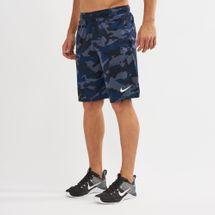Nike Dri-FIT Knit Camo Training Shorts