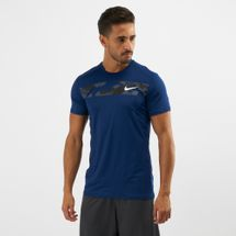 Nike Baselayer Camo T-Shirt