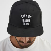 Jordan Jumpman Pro City of Flight Zip Cap - Black, 1248846