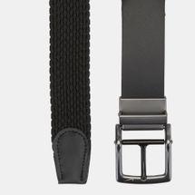 Nike Golf Stretch Woven Belt - Black, 1128603
