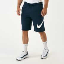 Nike Men's Fleece EXP Club Fleece Shorts