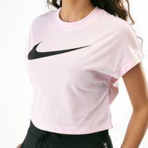 Nike Women's Sportswear Swoosh Crop Top, 1504779