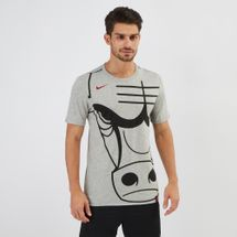 Nike NBA Chicago Bulls T-Shirt, 1283461