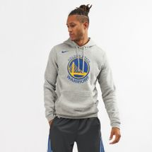Nike NBA Golden State Warriors Essential Logo Hoodie