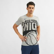 Nike NBA New York Knicks Oversized Logo T-Shirt