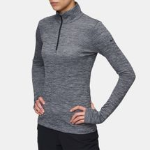 Nike Golf Dry Half-Zip Long Sleeve Top