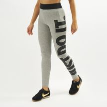 Nike Women's NSW Leg-A-See High Waisted JDI Leggings