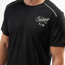 Nike Men's Dri-FIT Miler Graphic Running T-Shirt, 1477173