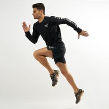 Nike Men's Pacer Long Sleeve Running T-Shirt, 1482706