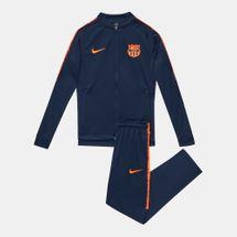 Nike Kids' FC Barcelona Dri-FIT Squad Track Suit