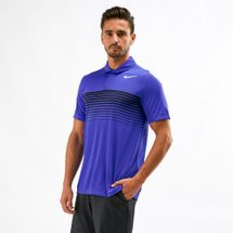 Nike Golf Mobility Speed Stripe Polo T-Shirt