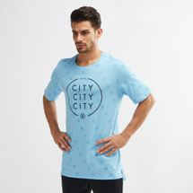 Nike Manchester City FC Squad T-Shirt