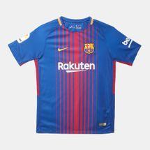Nike Kids' FC Barcelona Home Stadium Jersey - 2017/18