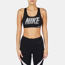 Nike Pro Classic Padded Graphic Sports Bra, 307033