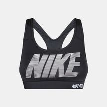 Nike Pro Classic Padded Graphic Sports Bra, 307036