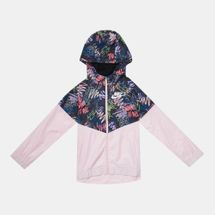 Nike Kids' Sportswear Windrunner Allover Print Jacket