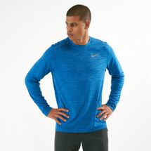 Nike Men's Pacer Long Sleeve Top