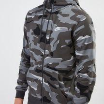 Nike Sportswear Club Fleece Camo Hoodie, 1194798