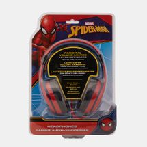 iHome Kids' Kiddesigns Spider-Man Headphones With Mic