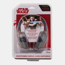 iHome Kids' Kiddesigns Starwars Over-Ear Headphones Volume Limited With 3 Settings