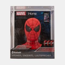 iHome Kids' Kiddesigns Animated Eyes Marvel Spider-Man Bluetooth Speaker