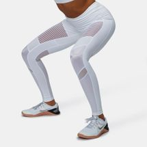 Squat Wolf Mesh Leggings