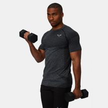 Squat Wolf Seamless Dry-Knit Training T-Shirt
